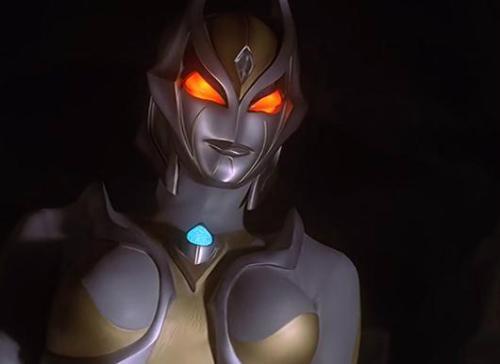 是四大黑暗巨人之一,实力是仅次于黑暗迪迦的,可说啊女性奥特曼里长的
