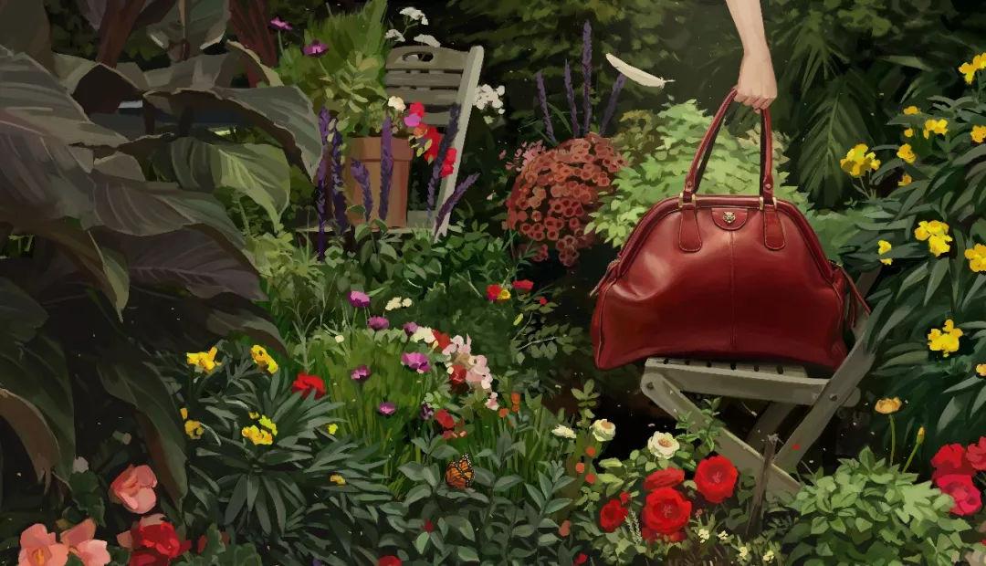 Gucci全新2018春夏广告大片,展现迷人的乌托邦式幻想