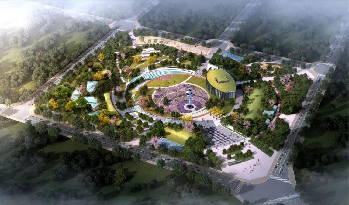 展望   西安2018年规划出炉,更多特色小镇、地铁线、主题公园……