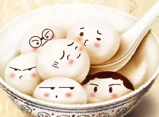 冬至 饺子还是汤圆,都是温暖的味道