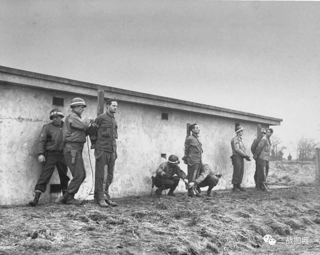 处决与迫害 二战德军杂图
