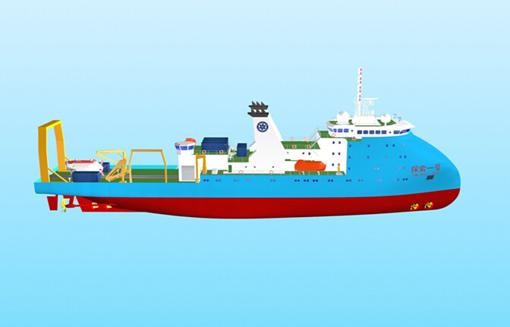 船拒载中国人_中国人的海洋深渊探索(4)- 中国深海科考两大母船