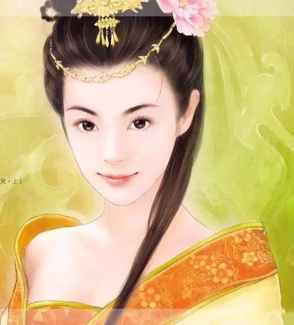 中国古代美女大全,美女美图,美不胜收!