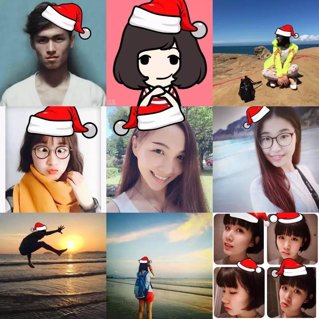 微信做个头像圣诞帽怎么做_朋友圈添加圣诞帽头像方法