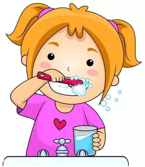经典儿歌 | 刷牙歌