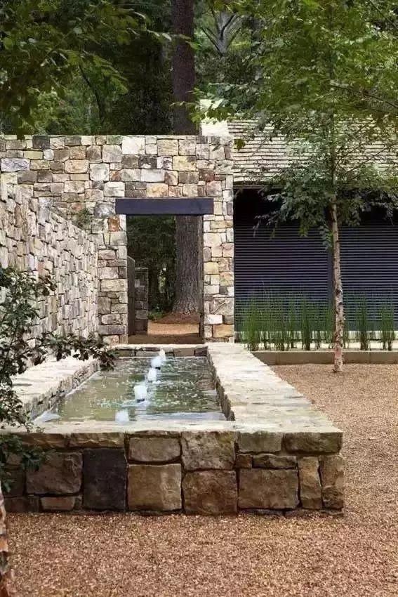 5种材质 | 小院围墙设计图片
