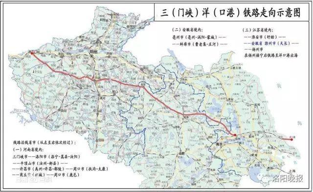 这条铁路将作为欧亚大陆桥次延伸干线,穿越资源丰富地区和粮食高产区图片