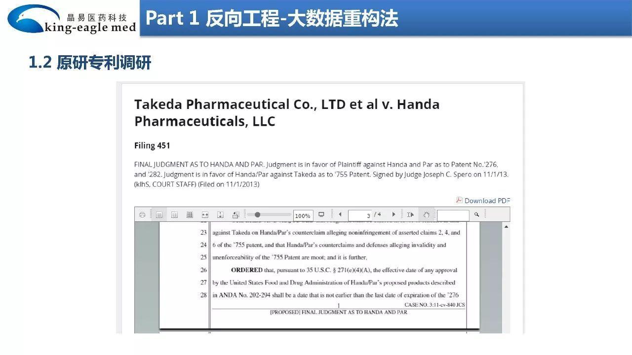 【药物制剂】仿制药制剂处方工艺反向工程,实战干货案例分享