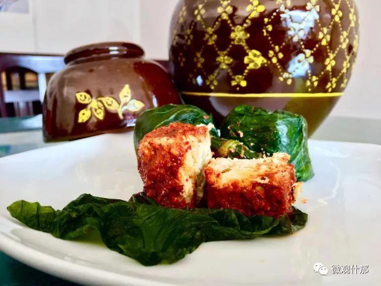 不得了 红白红豆腐文化节走眼 走胃 更走心