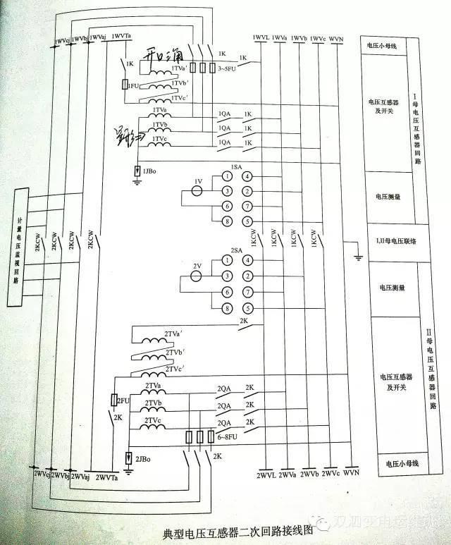星三角主回路_电气技术|认识电压互感器
