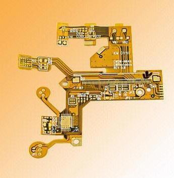 激光打标机标在柔性电路板行业的应用