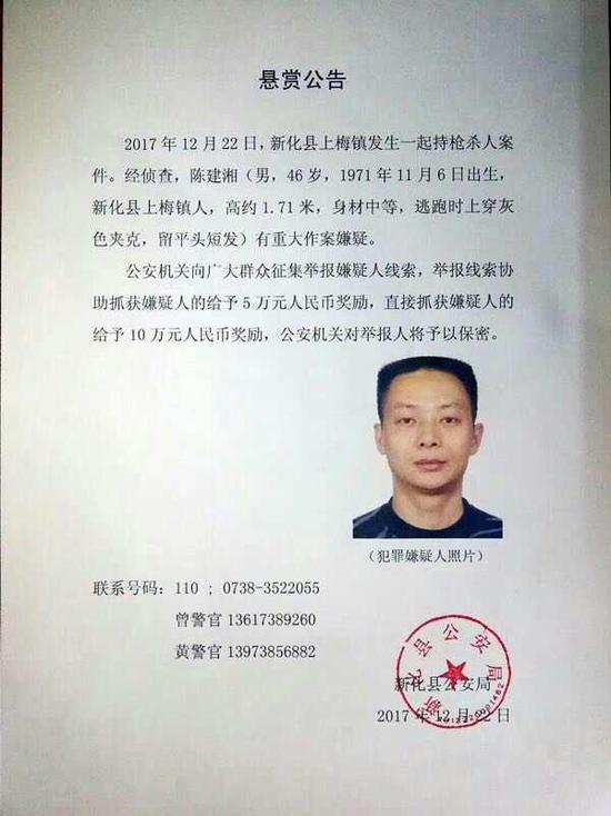 公安网通缉犯照片_娄底市公安局通缉名单-