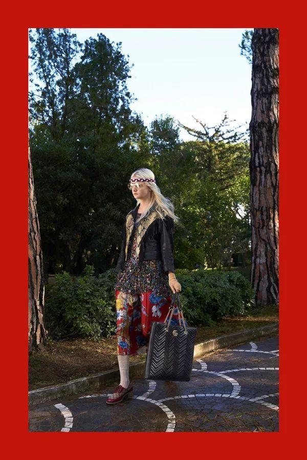 GUCCI Pre Fall 2018  | 继CK惊悚系列,Gucci也开始向恐怖发展了...