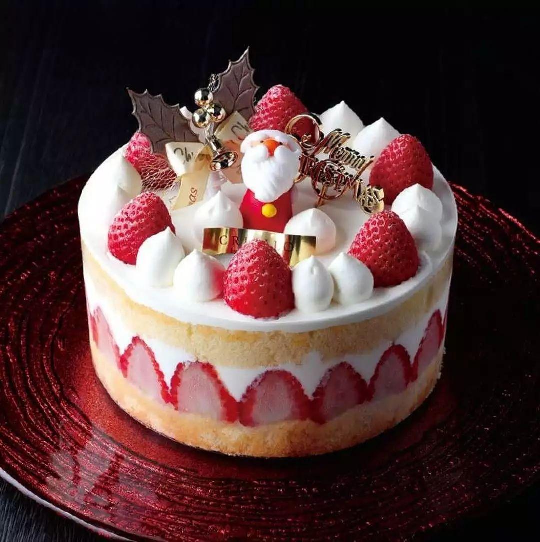 平安夜话 圣诞节蛋糕