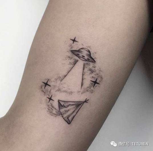 世间万物皆可破,唯有纹身这般尤物不舍得图片