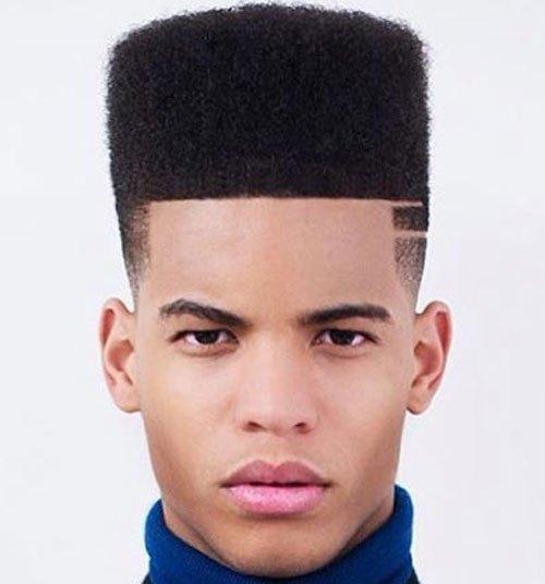 27款黑人男士发型
