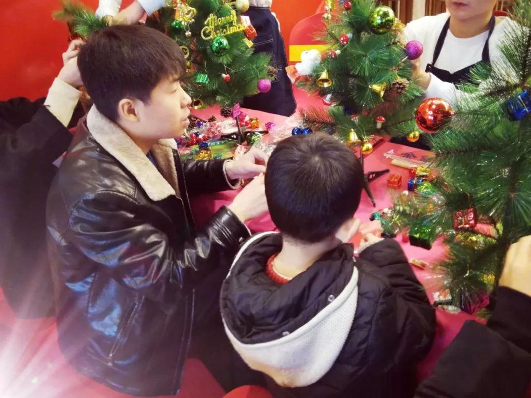 泰禾太原金尊府的圣诞节,不走佛系专走心图片