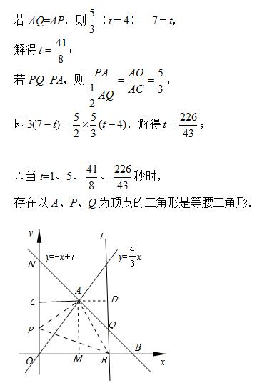 函数与几何压轴题不一定只是考二次函数,还有它,千万别丢分