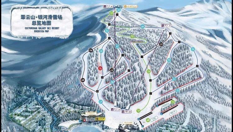 踏雪观星赏银河  崇礼第7家滑雪场正式营业啦诸葛亮马前课指法图详解图片
