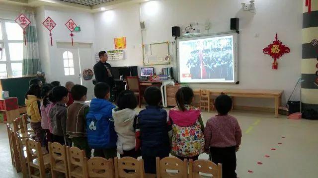 """宁阳大地金桥幼儿园孩子助教家长们心中的""""制作教程叶子手工图片"""