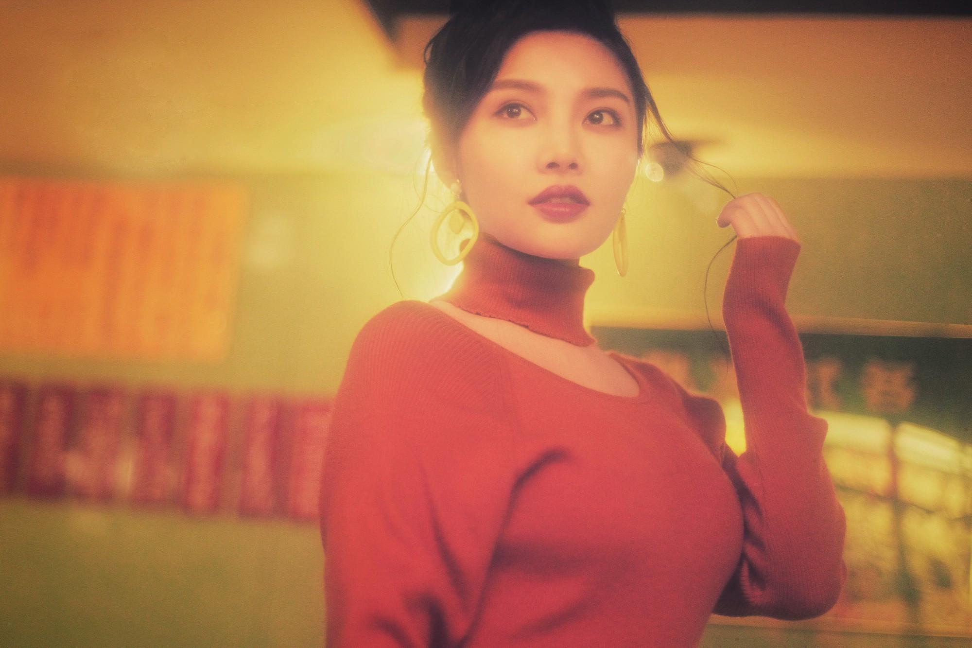 徐冬冬经典一笑!网友:她是我心中最美的电影脸