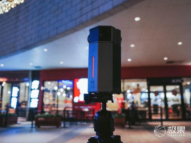 看见未来,DuxCam M1全景相机带你看世界 | 视频