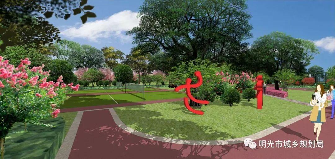 v景观景观广场,景观台阶亭,特色主景观,景观树阵等.平房农村自建河北设计图图片