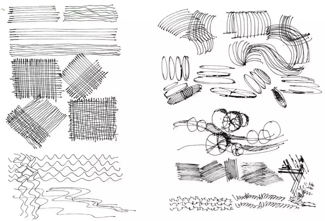 时尚 正文  掌握好手绘表现的很重要的一点就是线条的练习.