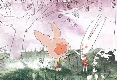 《快乐小猪波波飞》系列图画书选取了孩子熟悉的春夏秋冬的一年生活图片