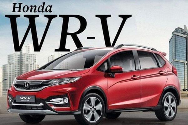 本田又一款小型SUV正式亮相,8万起售,号称小版CRV高清图片