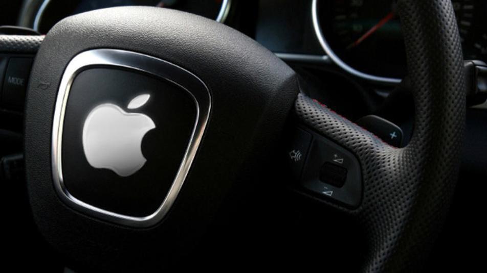 苹果汽车概念图(图片来自bandwidthblog)