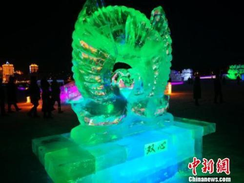 中俄蒙国际冰雪节项目签约超15亿元