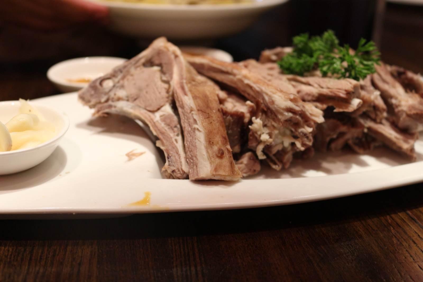 Makanan Halal di China