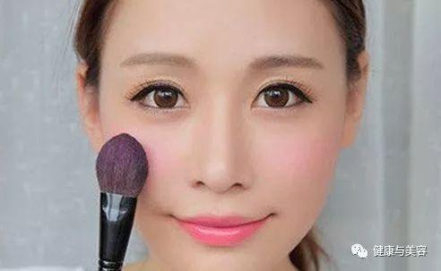 美妆丨女生脸红的时候更撩人哦~这些画腮红小心