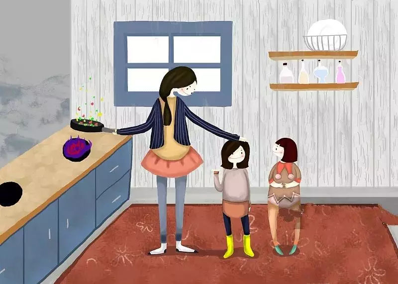 父母的最_妈妈的1个表情1分钟便让孩子崩溃大哭 你的情绪,决定孩子的一
