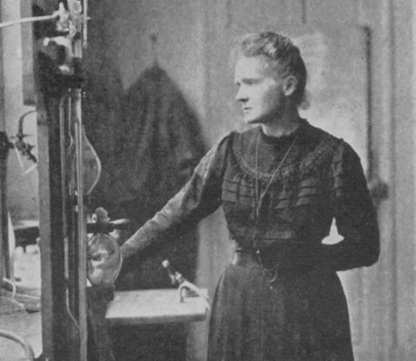 居里夫人获得了两次诺贝尔奖吗? 是什么奖?