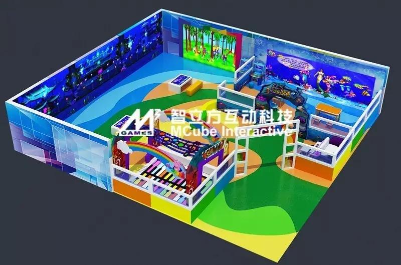 儿童乐园里面一般哪些游乐项目最受欢迎?