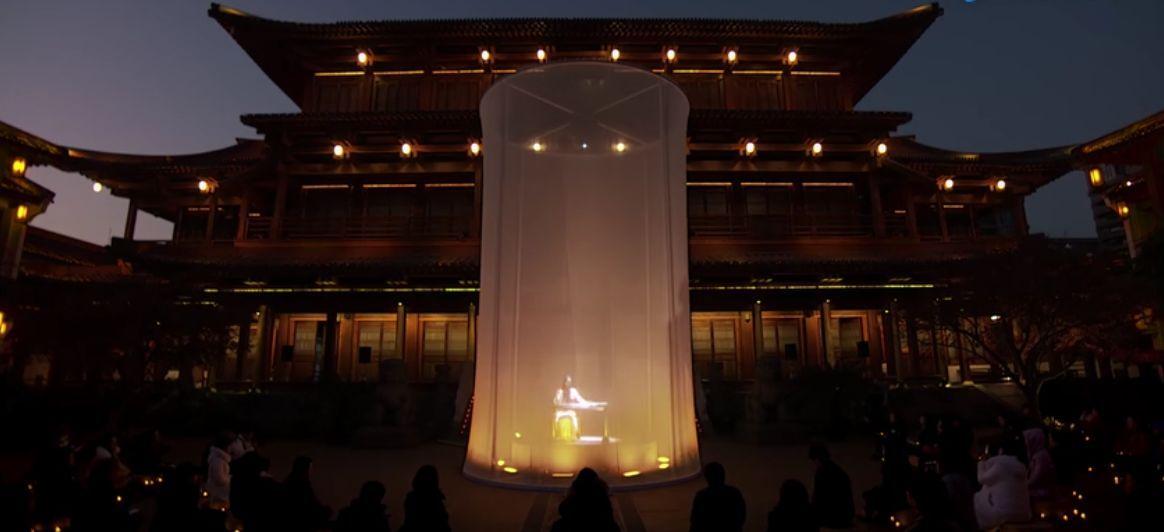 """网易云音乐在杭州办了一场真正的""""佛系""""音乐会"""