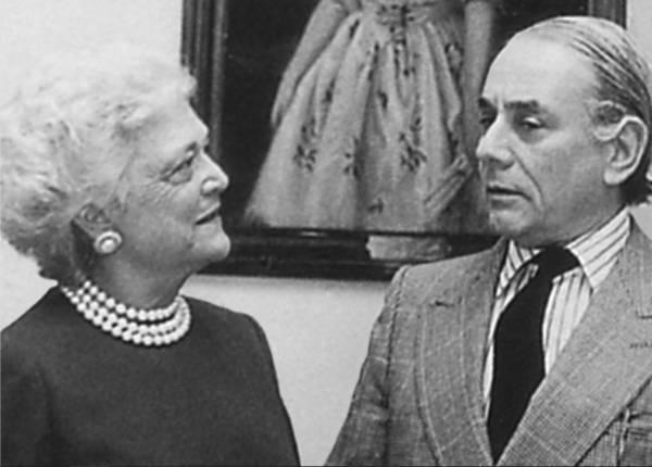 美国人造珠宝设计大师 kenneth jay lane 在纽约去世,享年 85岁)