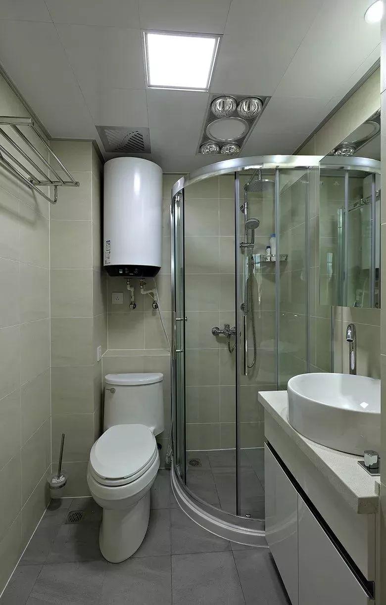 都知卫生间要干湿分离,却不知玻璃隔断怎么选