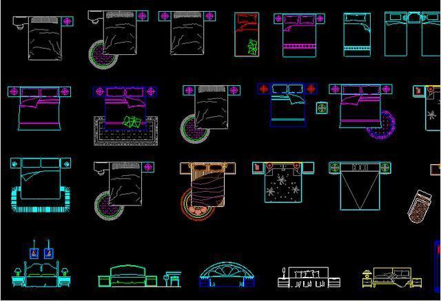 cad家装吧�9l.�k_autocad懒人专享:千套cad家装室内设计常用图