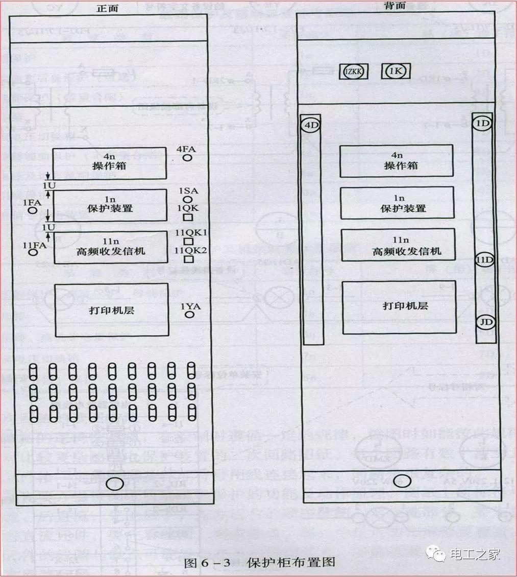 (国家电网培训专用)断路器控制回路图片