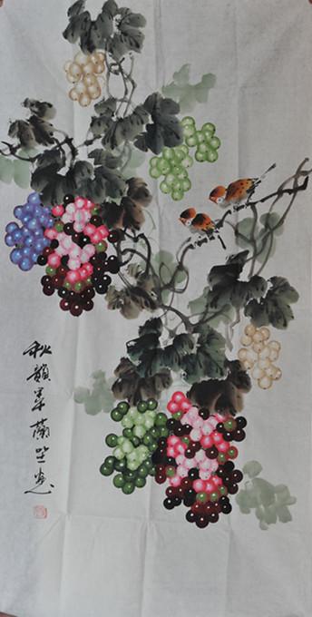 书画无时无刻不在潜移默化中,陶冶中华民族的心灵