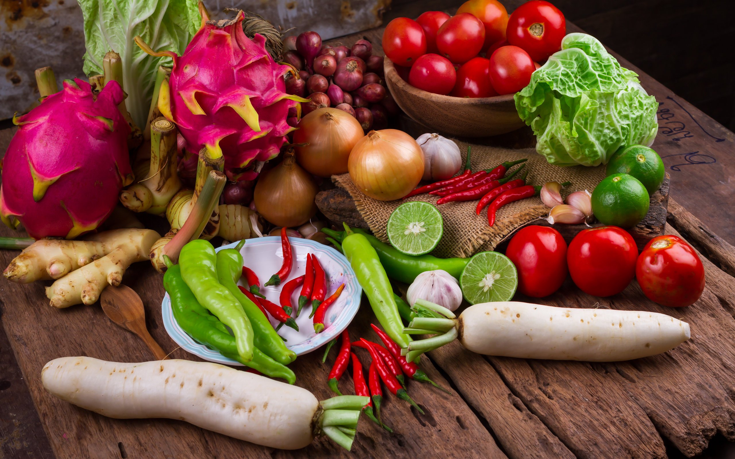 最全应季蔬果表|再也不怕吃到反季蔬果啦!