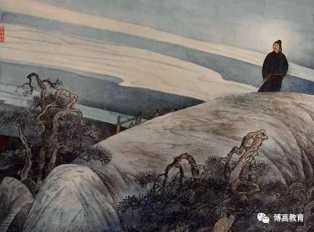 [古诗词赏析]登幽州台歌图片
