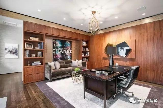 2亿一套的顶层公寓是这样设计的图片
