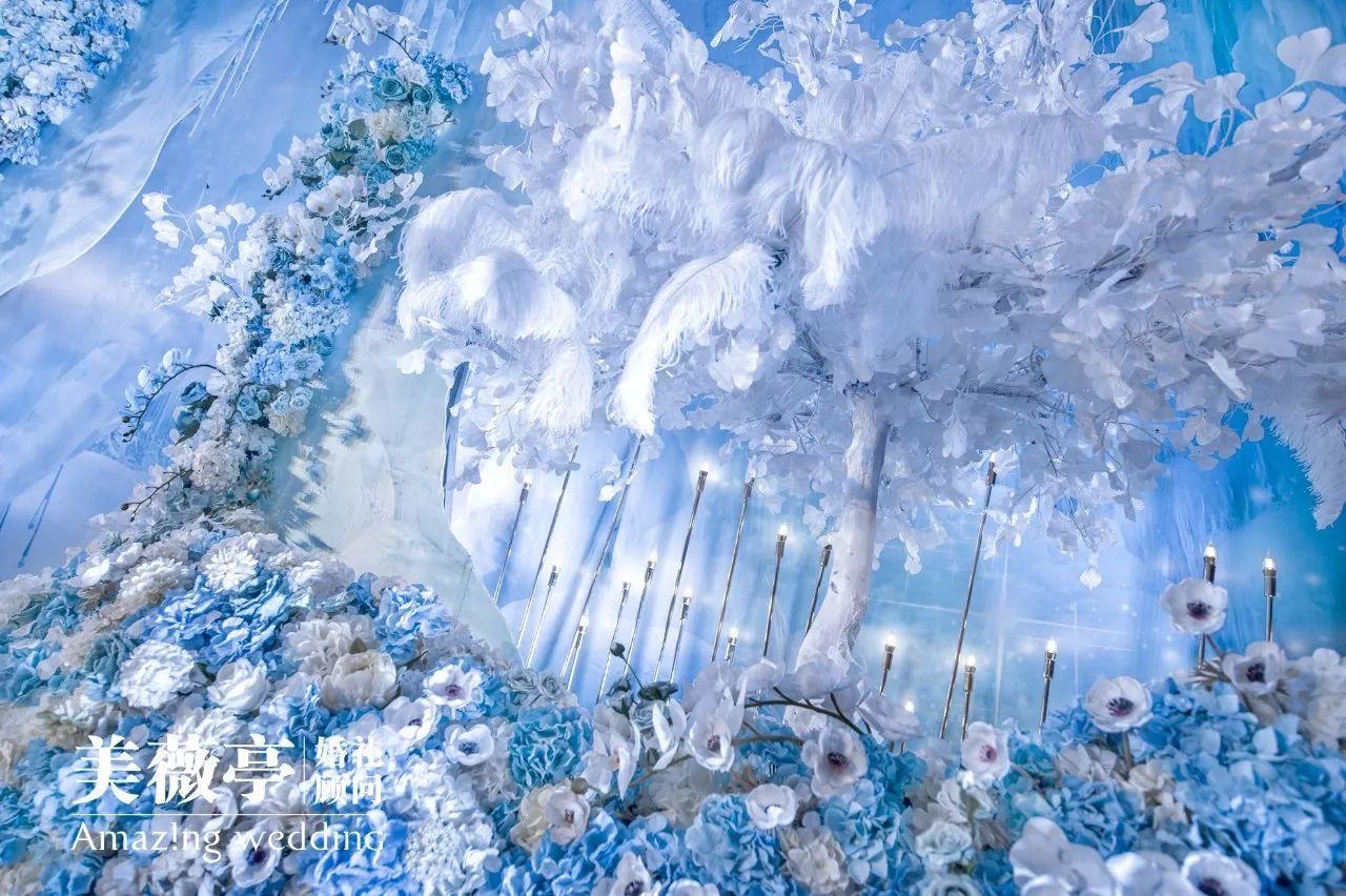 真爱婚礼 | 跟着兔子的脚印,走进世界尽头的冰雪心境图片