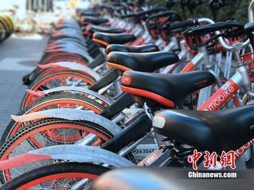 共享单车乱象锐减背后:企业保安等加入运维朋友圈