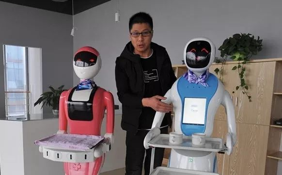 小闼简报 | 未来3年服务机器人年复合增长率将超工业机器人