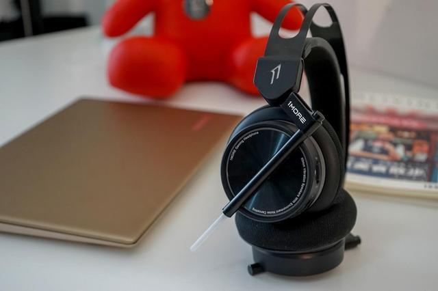 有了它打游戏如虎添翼 1MORE Spearhead VR电竞耳机体验